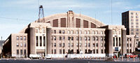 Minneapolis Armory, 500-530 6th Street South, Minneapolis, Minnesota