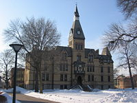 Old Main, Saint Paul, Minnesota